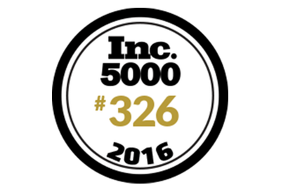 Inc 5000 2016 badge