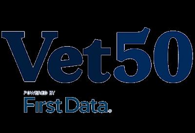 VET50 badge